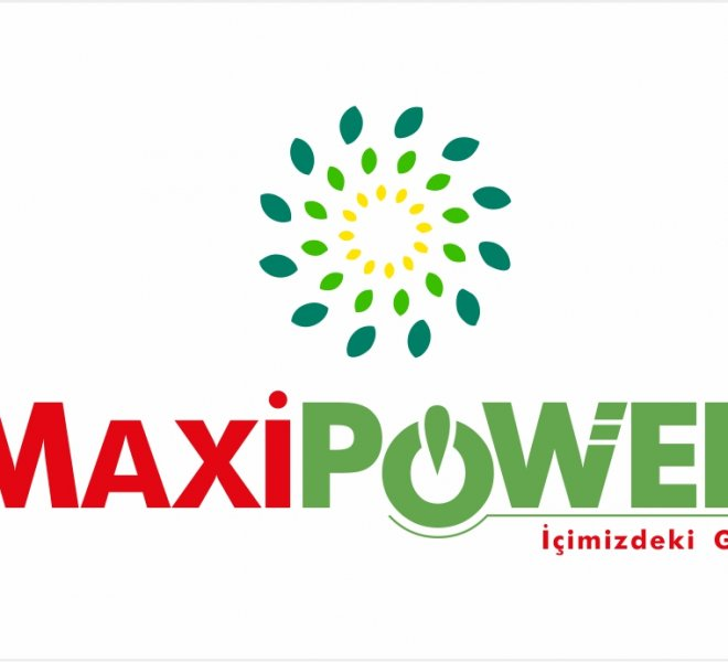 MAXİ POWER LOGO YENİ